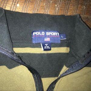 Polo by Ralph Lauren Shirts - Polo Ralph Lauren Polo Sport Vintage Longsleeve